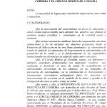 Convenio CMC y Educación (Pagina 1)