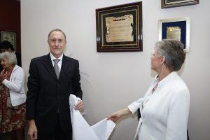 Visita Premio Nobel al CMC-124
