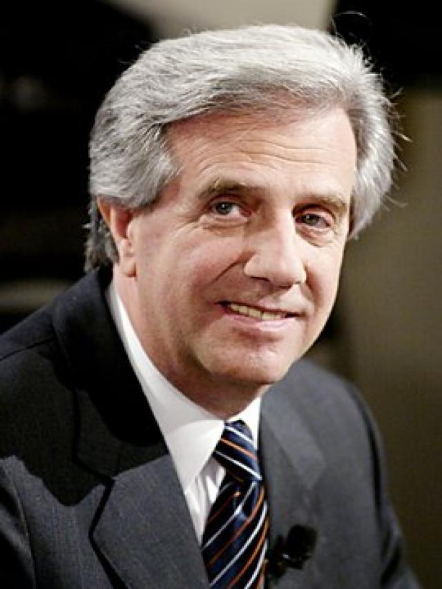 Dr. Tabaré Vázquez