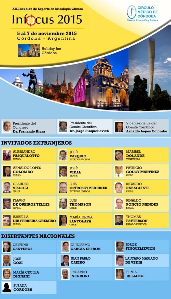 Disertantes Infocus2015
